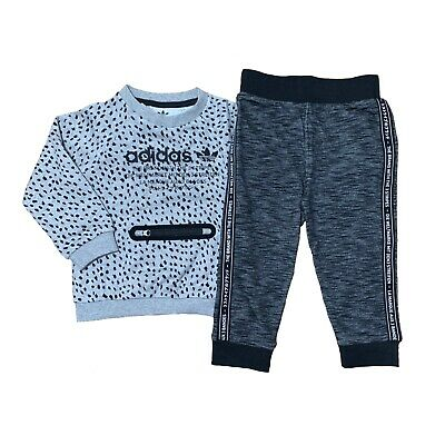 414ce21d ADIDAS ORIGINALS BABY Girls Age 3-6-9-12 Months Outfit Animal Print ...