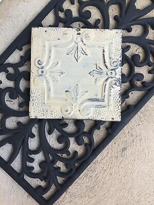 Vintage Antique Tin Ceiling Architectural Salvage Olde Good Things Farmhouse