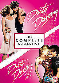 Dirty Dancing - The Movies / Films 1 & 2 Havana Nights Double Dvd Brand New