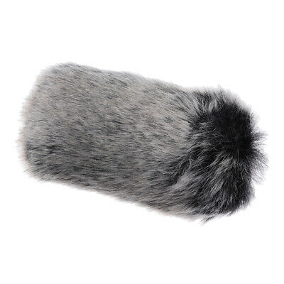 Outdoor Furry Cover Windscreen Windshield Muff For Videomic Microphones