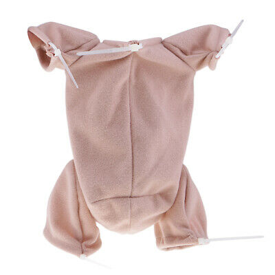 """20-22/"""" Reborn Doe Suede Body Fit Reborn Baby Doll Kit 3//4 Arms and Legs"""