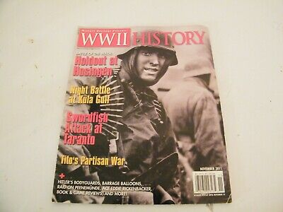 MILITARY HERITAGE PRESENTS WWII HISTORY Magazine 2005 WORLD