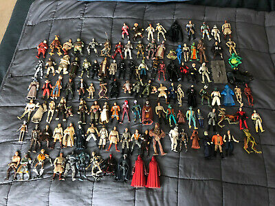 Star Wars 3.75 Action Figure Loose Pick and Pull/Random