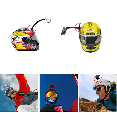 Sports Camera Helmet Accessory Adjustable Arm for GoPro Adhesive Mount 32x
