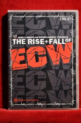 Extreme Championship Wrestling - THE RISE AND FALL OF ECW - 2 X DISC SET