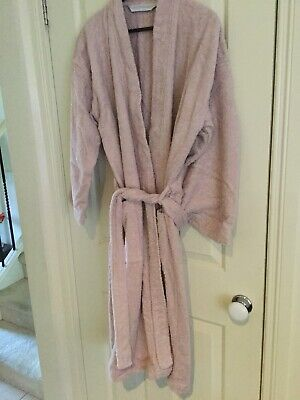 Sheridan Ladies Dressing Gown Size S-M - Excellent Condition
