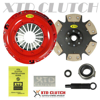 ACP STAGE 3 CLUTCH KIT for 02-06 ACURA RSX TYPE-S 06-08 HONDA CIVIC SI K20