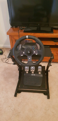 LOGITECH Wheel & ART Cockpit for PC & XBOX