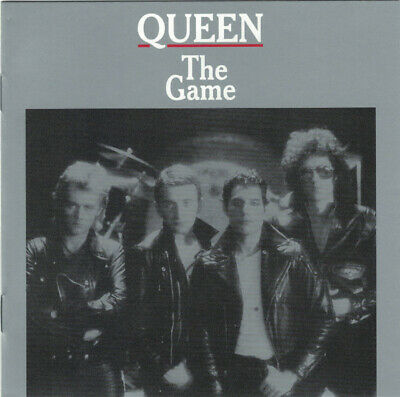 Queen – The Game CD - 2011 Remastered 40th Anniversary Edition - NEW / SEALED!