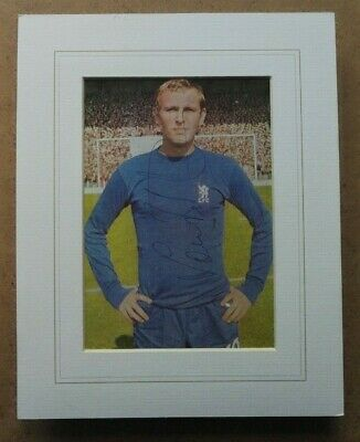 TOMMY BALDWIN CHELSEA  AUTOGRAPH PICTURE 10 x 8 FOOTBALL STAMFORD BRIDGE