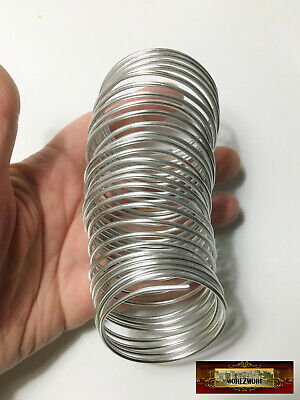 M00456-5 MOREZMORE 1.5mm Aluminum Wire Annealed Puppet Sculpture Armature 5Y