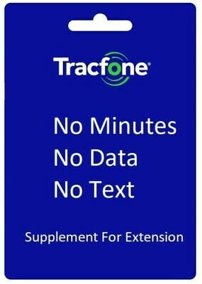 TracFone Extension Supplement
