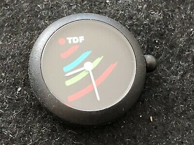 8cd8d1e439 Pin Media Tdf Sponsor Albertville 92 Olympic Montre Watch