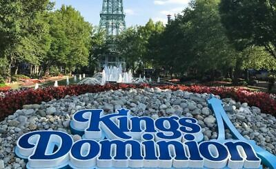 4 Kings Dominion General Admission Tickets  Doswell, VA