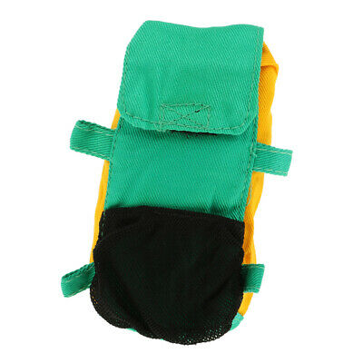 Dolls Accessory Green Bag Backpack Model for 1/6 Soldiers Doll Accs Boys Toy