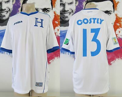 83f9a39d214 Honduras World Cup 2014 home shirt Joma soccer jersey Costly 13 size XL