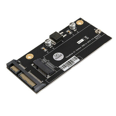 Ultrabook 20+6pin SSD to SATA 2.5inch Adapter for Lenovo ThinkPad X1 Carbon