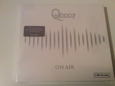 Queen  On Air Double Cd Digipak New And Sealed.