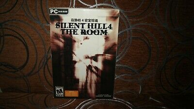 Silent Hill 3 Asian Big Box Edition With Soundtrack Rare