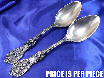 Reed & Barton Francis 1St Sterling Silver Serving Spoon - Good Condition Om T