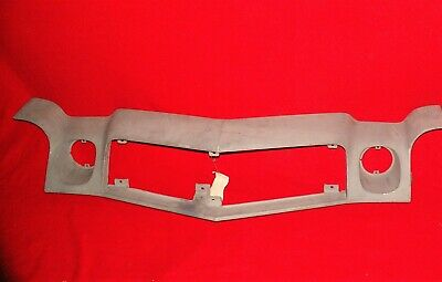 🔥 Nos 74 75 76 77 Chevy Camaro Z28 Rs Grille Header Panel With Park Lamp 347568
