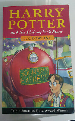 Harry Potter and the Philosopher's Stone First Edition 60th Print