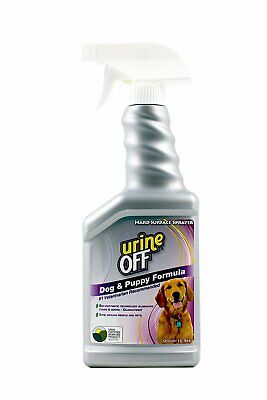 Urine-Off Dog and Puppy Formula 500 ml | Pet Urine Stain and Odor Eliminator
