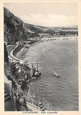 Cartolina - Postcard - Catanzaro - Lido Copanello - NVG