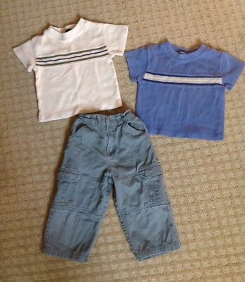 fb3cb1a8275c LOT OF 12 Month Boy Clothes - Baby / Toddler 25 Pieces - $25.00 ...