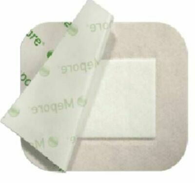 Molnlycke Mepore Adhesive Absorbent Dressing 3.6'' X 14'' Box of 30