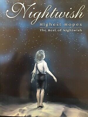 NIGHTWISH - Highest Hopes - The Best Of Delxue 2 x CD / DVD Set Exc Condition!