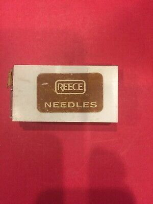 Box Of 100 Reece Industrial Sewing Needles - 02-0950-0-111 Free Shipping- Nos