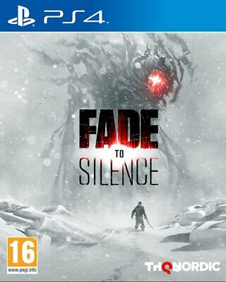 Fade to Silence (PS4)  BRAND NEW AND SEALED - IN STOCK - QUICK DISPATCH