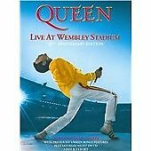 Queen Live At Wembley Stadium (4 Disc Set) 25th Anniversary Edition 2cd & 2 DVD