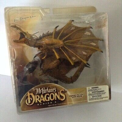 McFarlane's Dragons Series 3 - The Fire Dragon Clan 3 - Quest For The Lost King