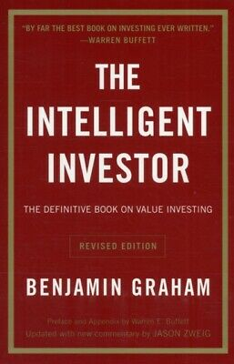 The Intelligent Investor Revised Edition by Benjamin Graham (Paperback 2003)
