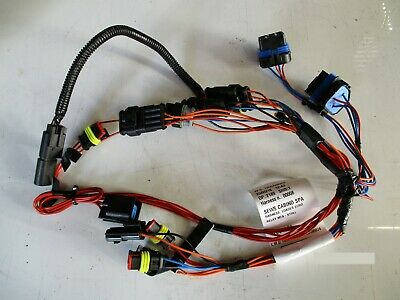 """New Holland """"T6.XXX Series"""" Loader Wiring Harness - 47691209"""