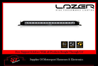 Lazer Lamps Linear 18 Elite LED Road/Rally/Motorsport Car Light/Lamp
