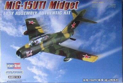 Easy Model 1//72 MiG-15UTI Midget sono D 54/' Russo Air Force 1980 # 37135