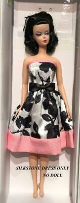 Silkstone Barbie Doll Dress 2018 Convention Barbie and Ken Boutique Fashion New