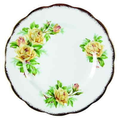 Royal Albert TEA ROSE YELLOW Salad Plate 620003