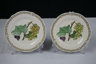 Noritake Royal Orchard 9416 China - Set Of 2 Bread Plates