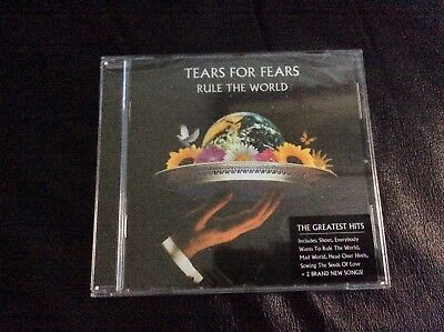 Tears For Fears  Rule The World Greatest Hits Cd Album New And Sealed.