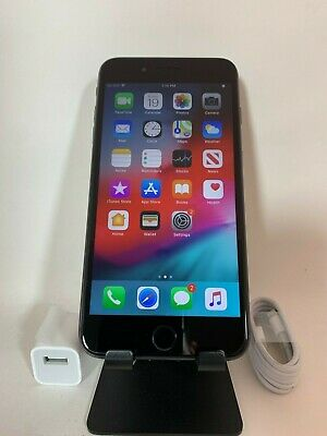 Apple iPhone 8 Plus  - 64GB - Space Gray (Unlocked) A1897 (GSM) E814854