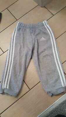 Baby Boys ADIDAS Joggers..age 12/18months..good Condition.