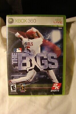 Bigs (Microsoft Xbox 360, 2007) - CLEANED TESTED