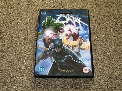 Justice League - Dark : Dc Universe Dvd + Digital Uv Code - In Vgc (Free Uk P&P)
