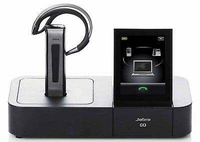 Jabra 6470 Wireless Bluetooth Headset - Lync & Skype for Business