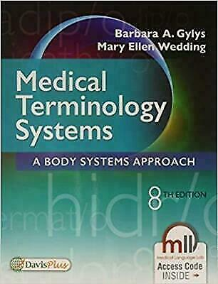 Medical Terminology Systems A Body Systems Approach 8th Edition [PDF EB00K]