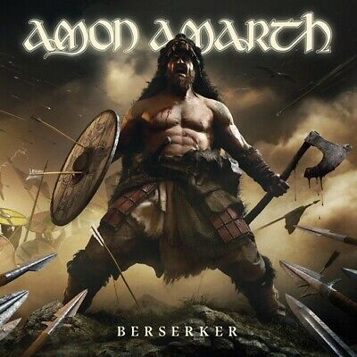Berserker - Amon Amarth (2019, CD NEUF)